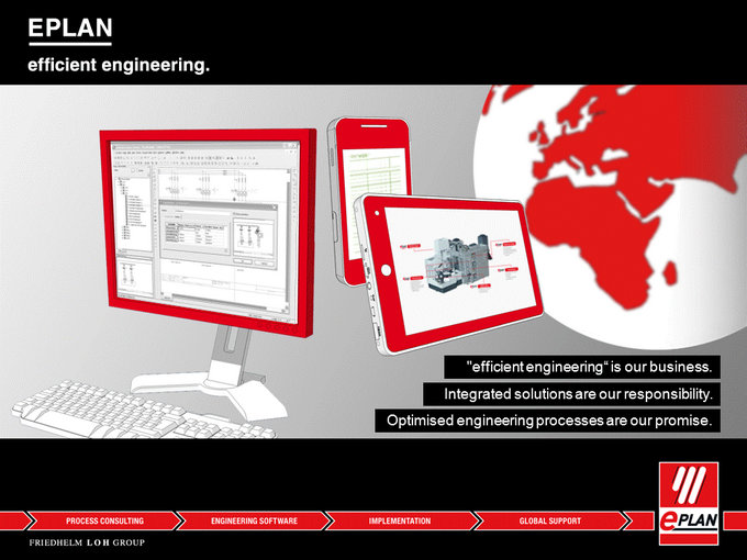 EPLAN 项目组成与原理图项目类型