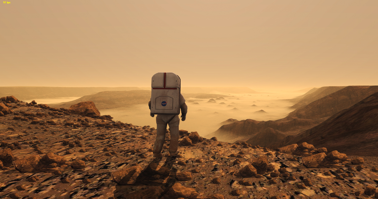 火星救援-对生的渴望与执着