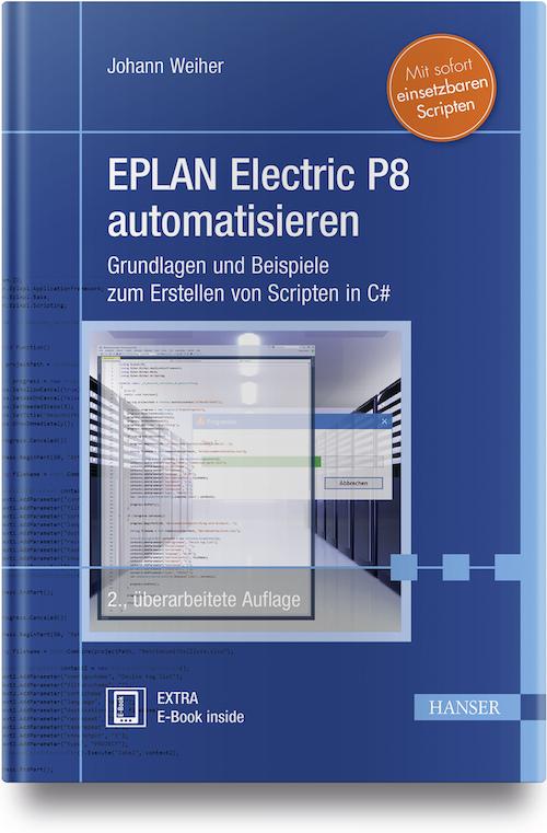EPLAN Electric P8自动化 在C#中创建脚本基础和实例